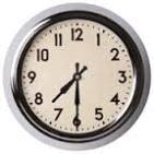 Clock 7.30