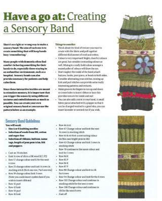 sensory-band